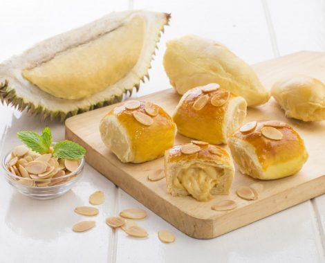 Bolen Talas Durian Rafles Cakes Pastry
