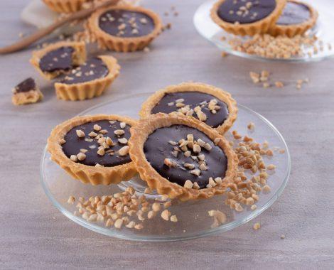 Pie Talas Choco Peanut